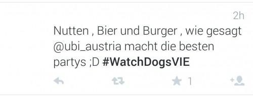"""""""Nutten, Bier und Burger, wie gesagt Ubisoft Austria macht die besten Partys"""""""
